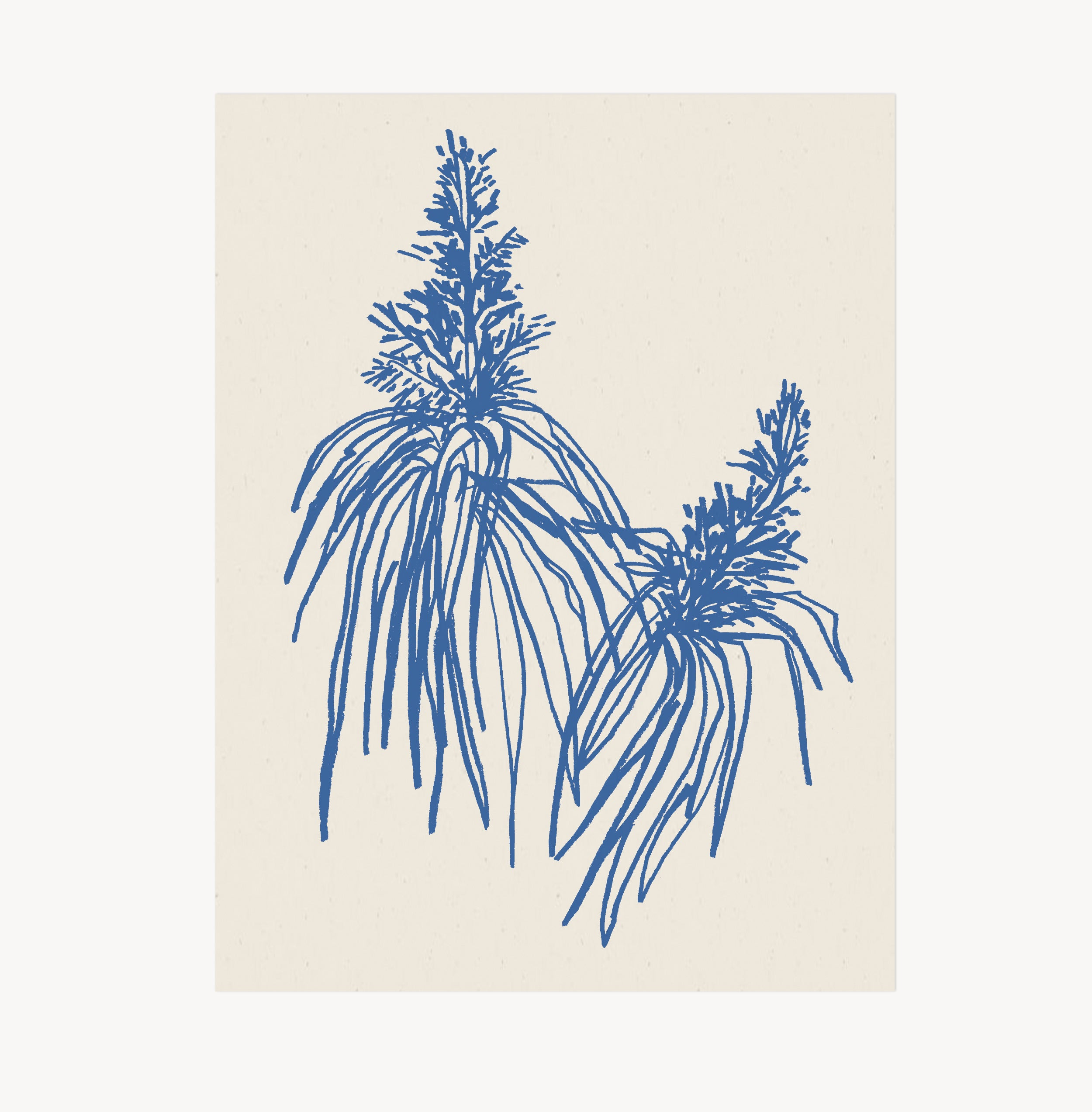 Wilde House Paper — Botanical Art Print