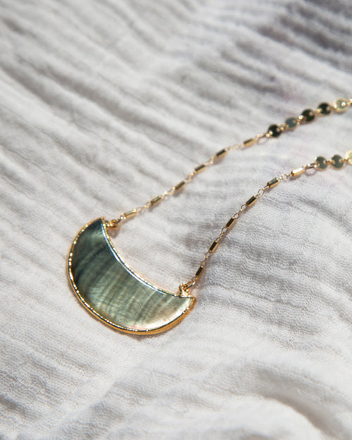 Necklace - Abundant Abalone Necklace