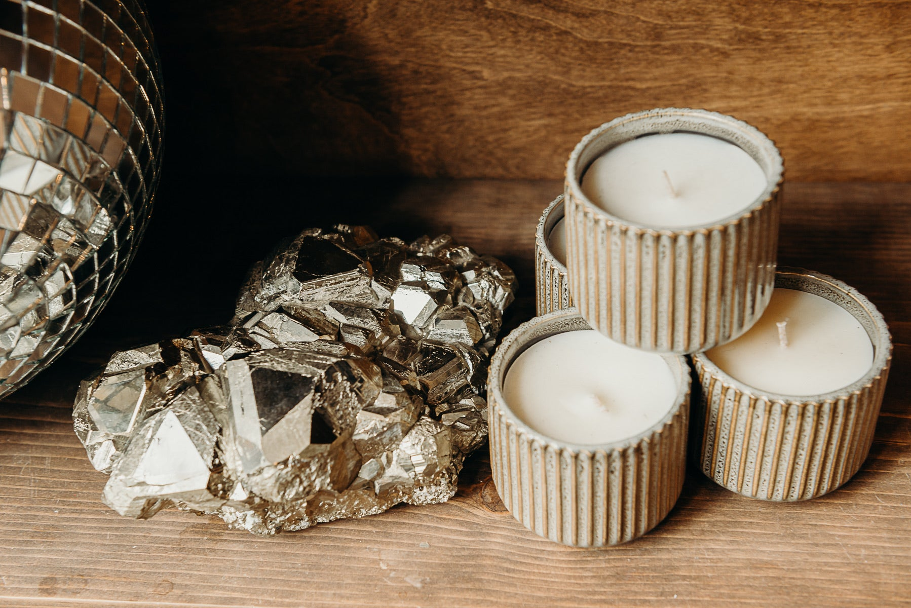 Spruce and Pine — Limited Candle