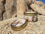 Wander Travel Candle - Desert