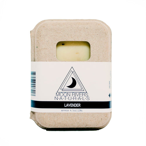 Lavender — Soap Bar — Moon Rivers Naturals