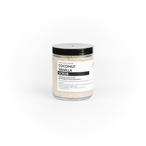 Coconut Vanilla — Body Scrub — Moon Rivers Naturals