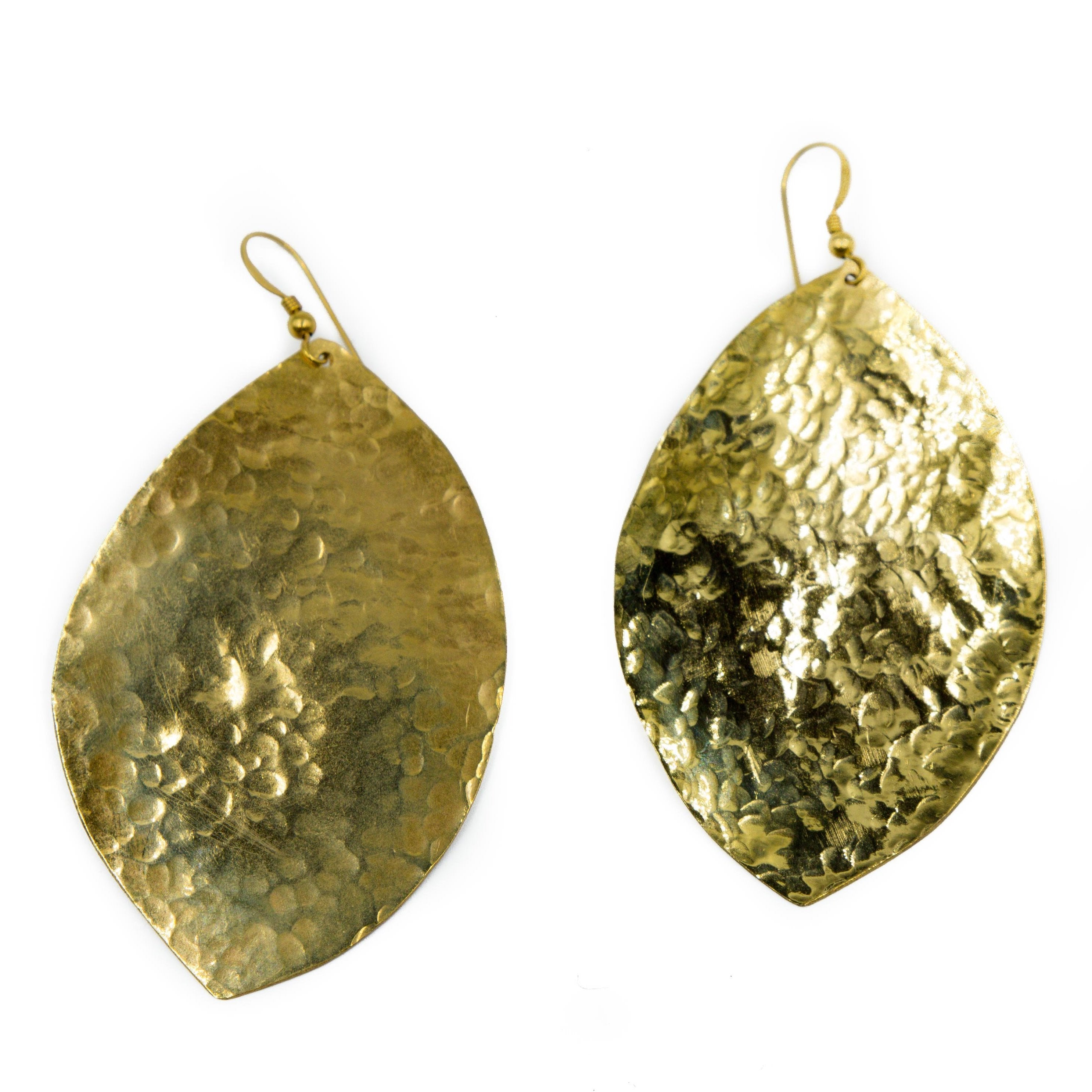 Earrings - Leaf