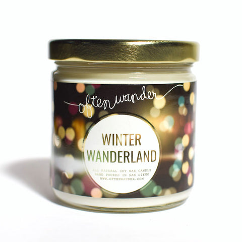 *NEW* Holiday Candle - Warmth