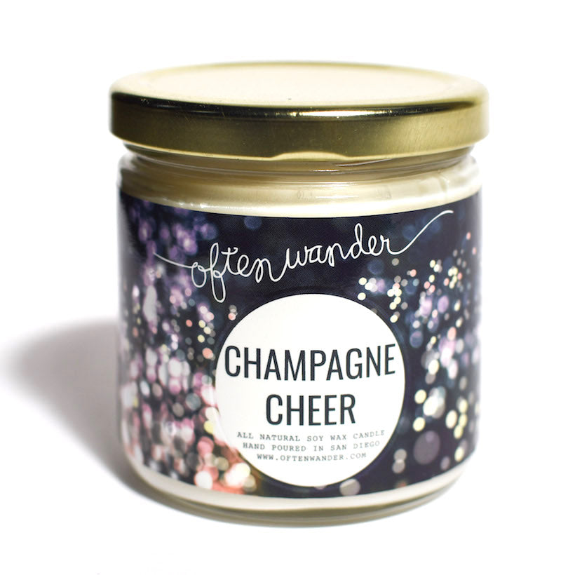 Holiday Candle - Champagne Cheer