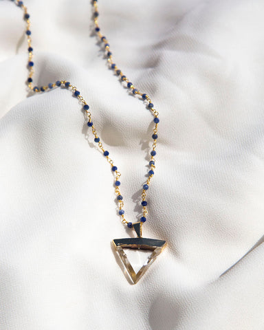 Ascending Moon — Necklace