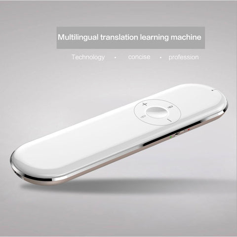 T9 Instant Voice Language Translator Traductor 40 Languages WIFI Translator Muama Enence Translator Portable Spanish Translator