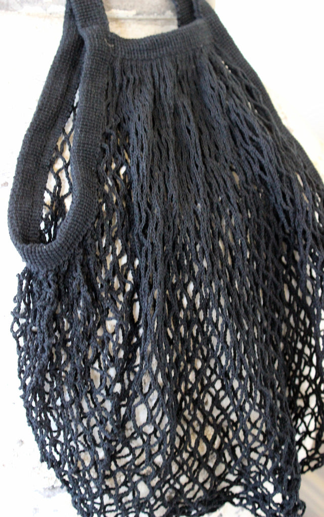 Fishnet carry bag