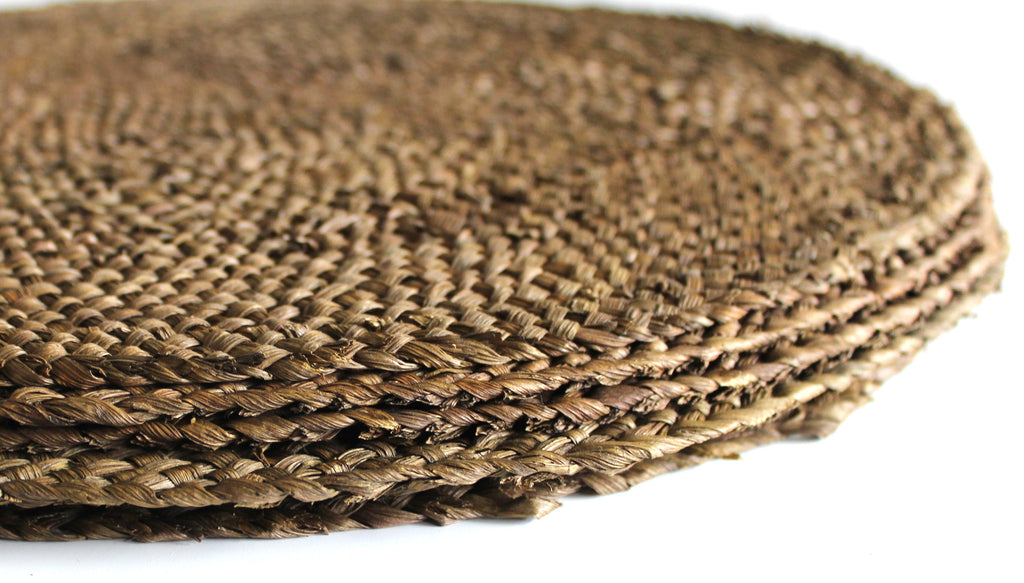 Woven Seagrass Placemats