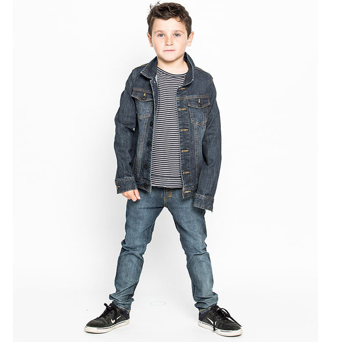 Double Denim cool kids clothing Munster Kids