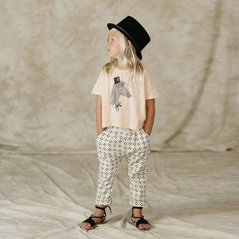 Cool girls clothes by Rylee & Cru hose tee and spot pants