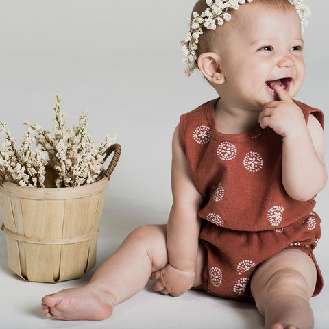Rylee & Cru Cinch Playsuit