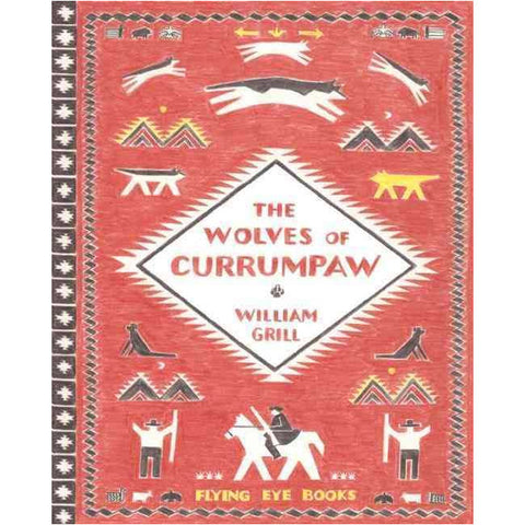 Beautiful children's books The Wolves of Currumpaw cover
