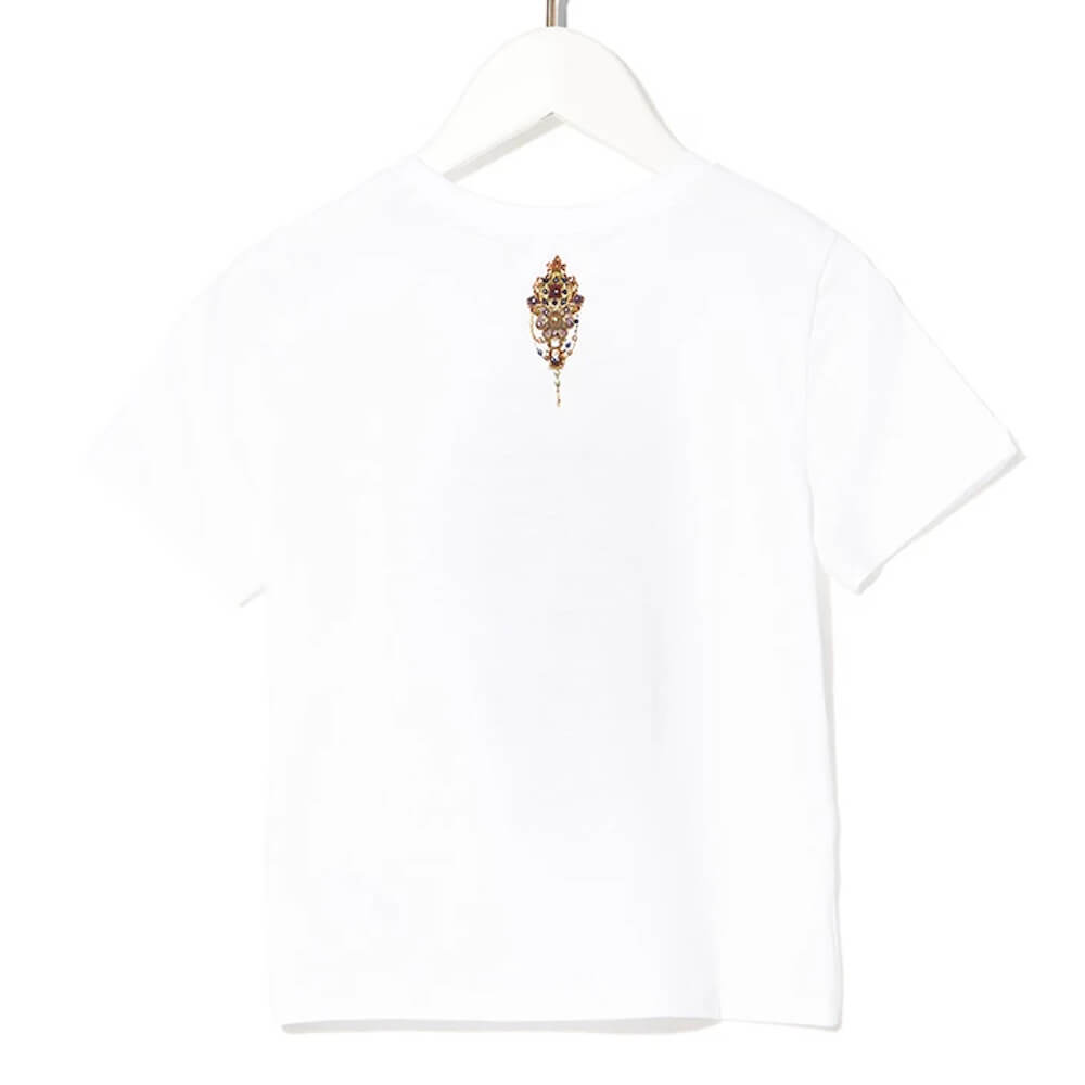 Camilla By The Meadow SS Tee | Tiny People