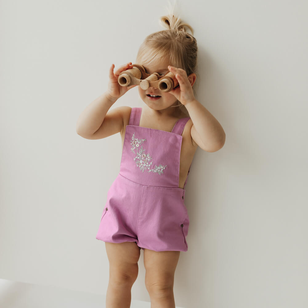 Jamie Kay Charlotte Playsuit Orchid | Tiny People