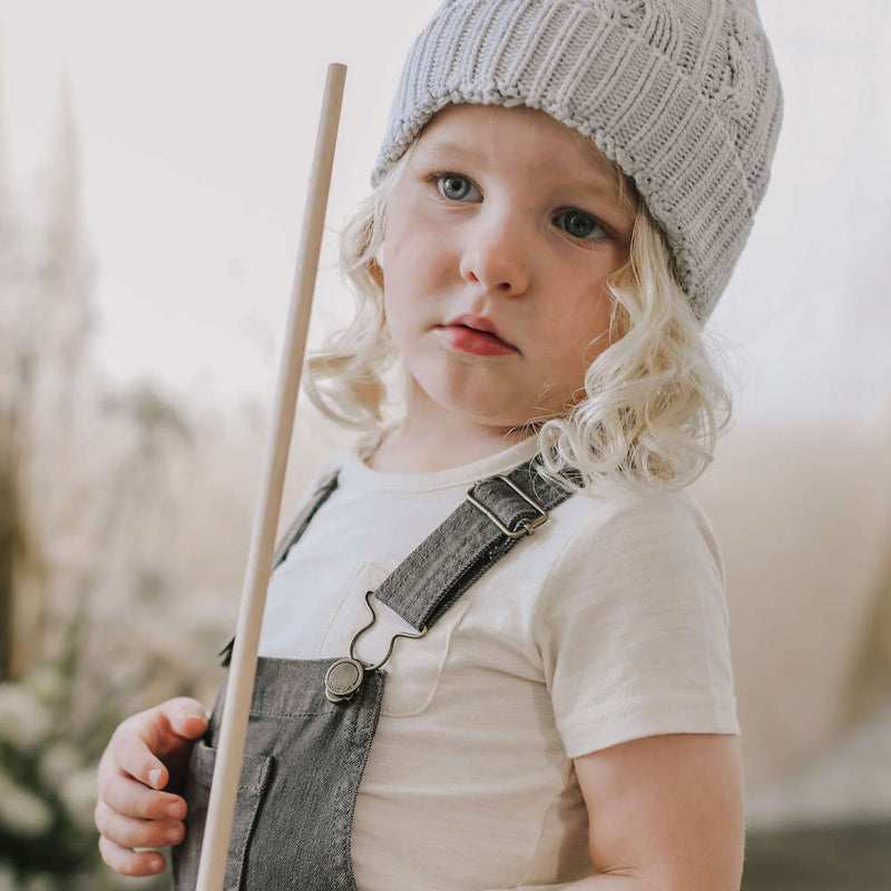 Jamie Kay Bailey Hat Powder Fleck | Tiny People