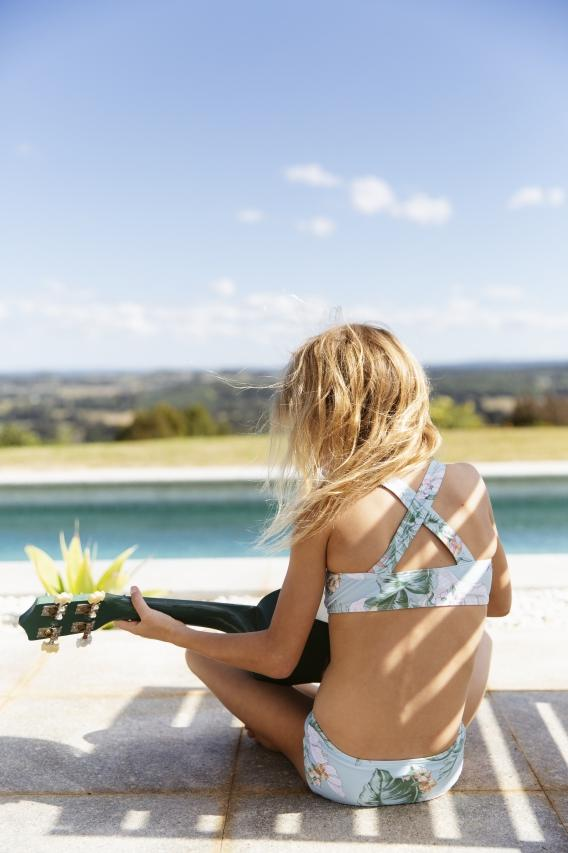 KAISEA SWIMWEAR Lanikai Bikini **PRE ORDER** - Tiny People Cool Kids Clothes Byron Bay