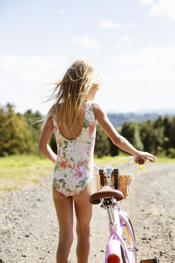 KAISEA SWIMWEAR Moana One Piece **PRE ORDER** - Tiny People Cool Kids Clothes Byron Bay