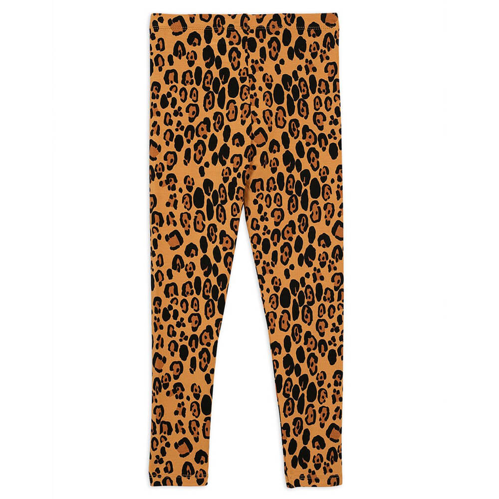 Basic Leggings (Leopard) | Tiny People