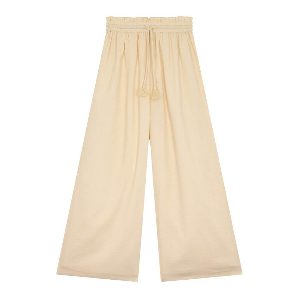 Louise Misha Women's Anchita Pants Cream | Tiny People