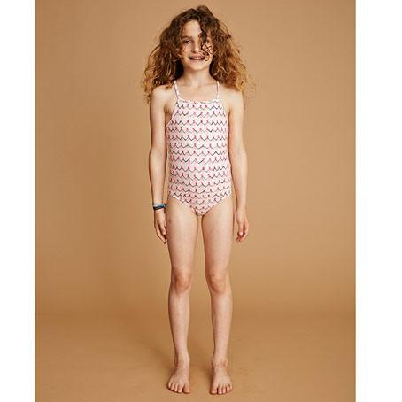 Soft Gallery Light Swimsuit - Tiny People Cool Kids Clothes Byron Bay