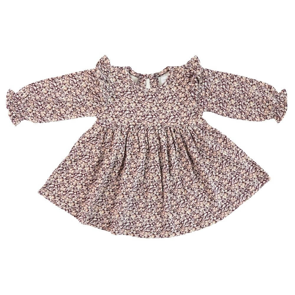 Jamie Kay Frankie Dress Lily of the Valley | Tiny People