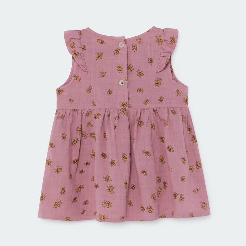 Bobo Choses All Over Daisy Ruffle Dress | Tiny People
