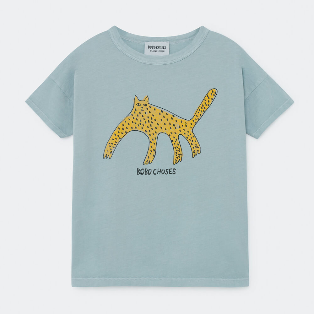 Bobo Choses Leopard T-Shirt | Tiny People