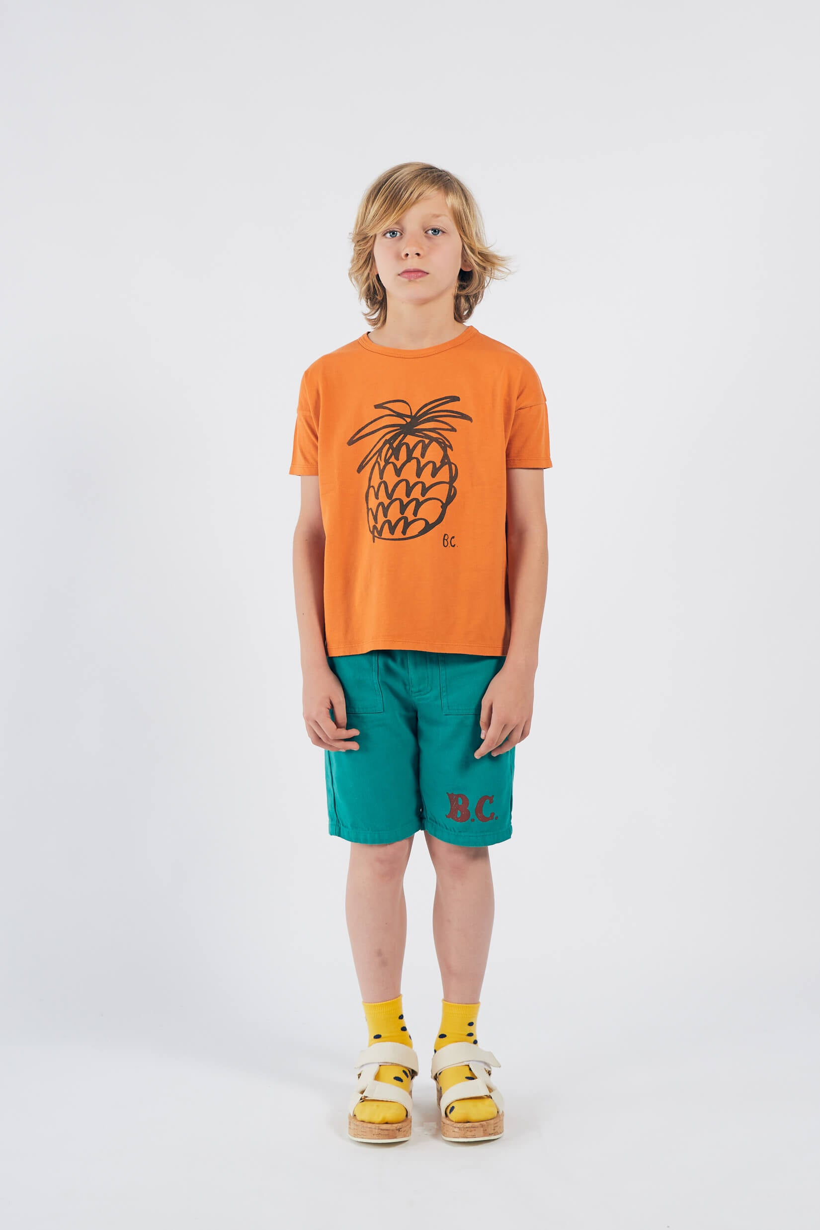 Bobo Choses Pineapple T-Shirt | Tiny People