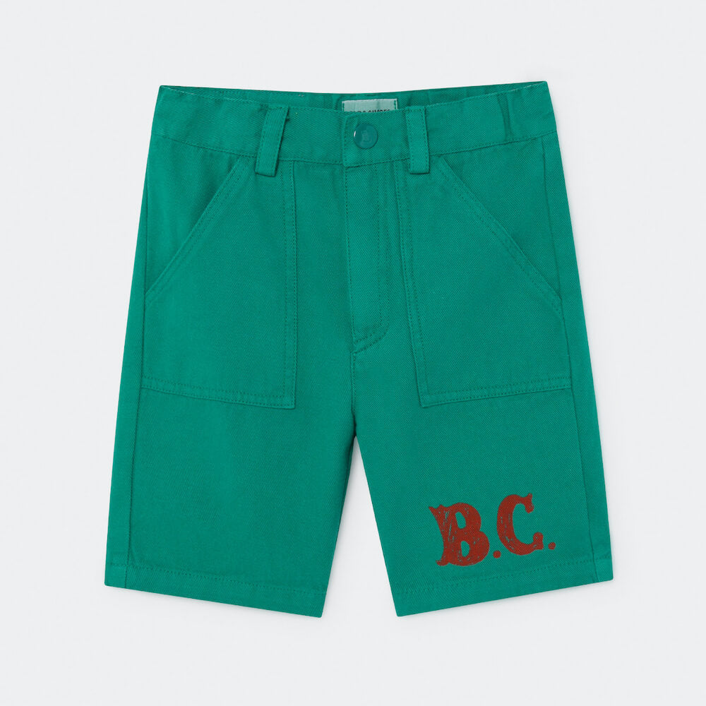 Bobo Choses B.C. Bermuda Shorts | Tiny People