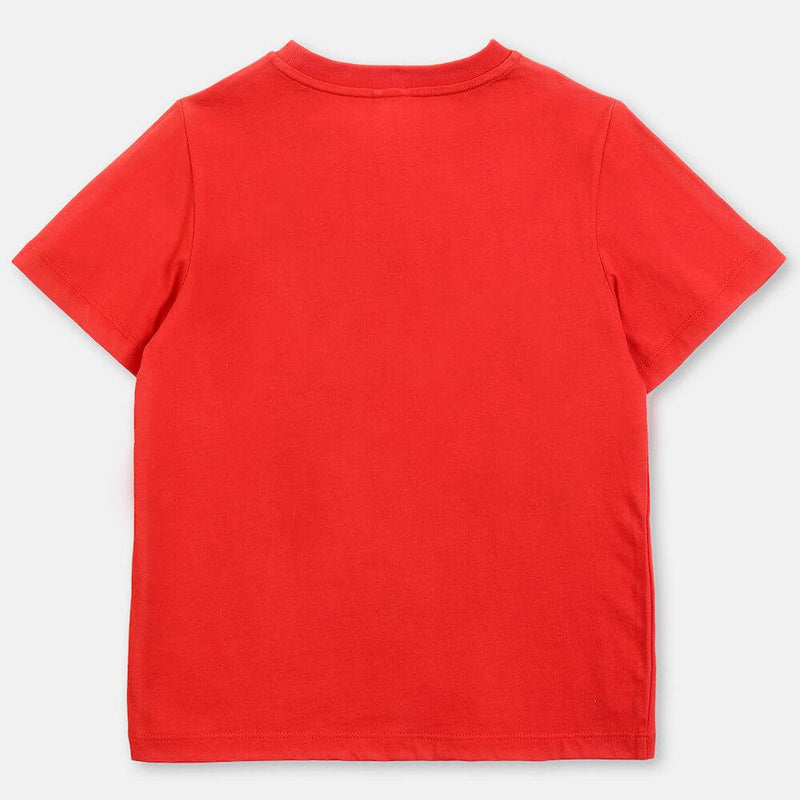 Stella McCartney Rock It SS Tee Tops & Tees - Tiny People Cool Kids Clothes