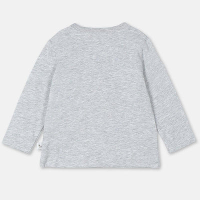 Stella McCartney Rocket Cotton LS Tee Tops & Tees - Tiny People Cool Kids Clothes