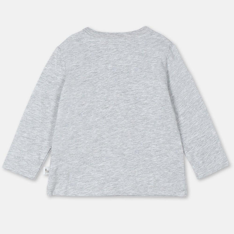 Rocket Cotton LS Tee