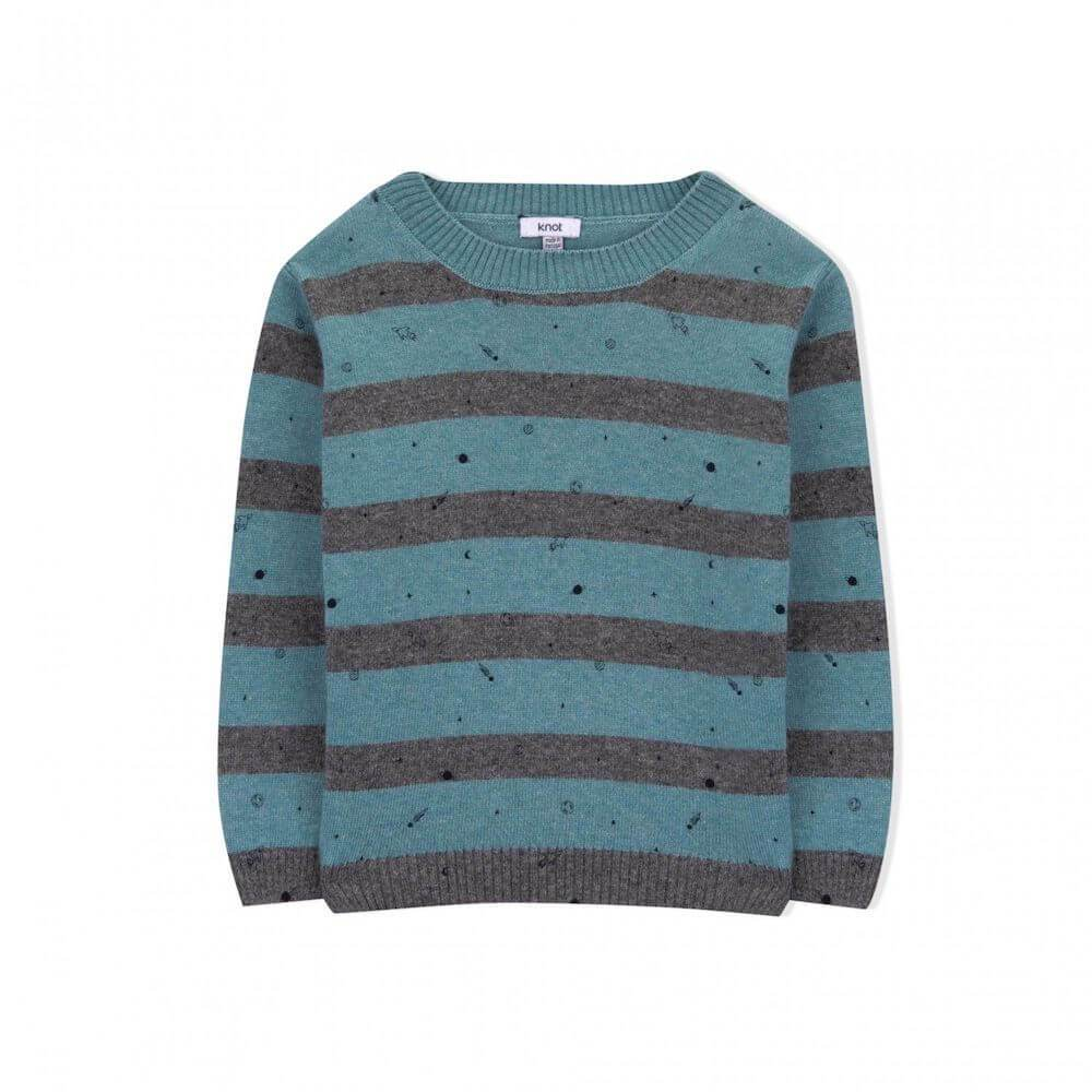 Vortex Knitted Sweater