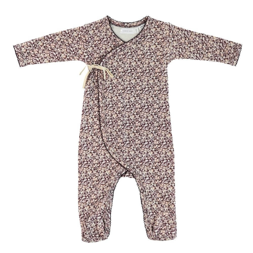 Jamie Kay Wrap Onepiece Lily of the Valley | Tiny People