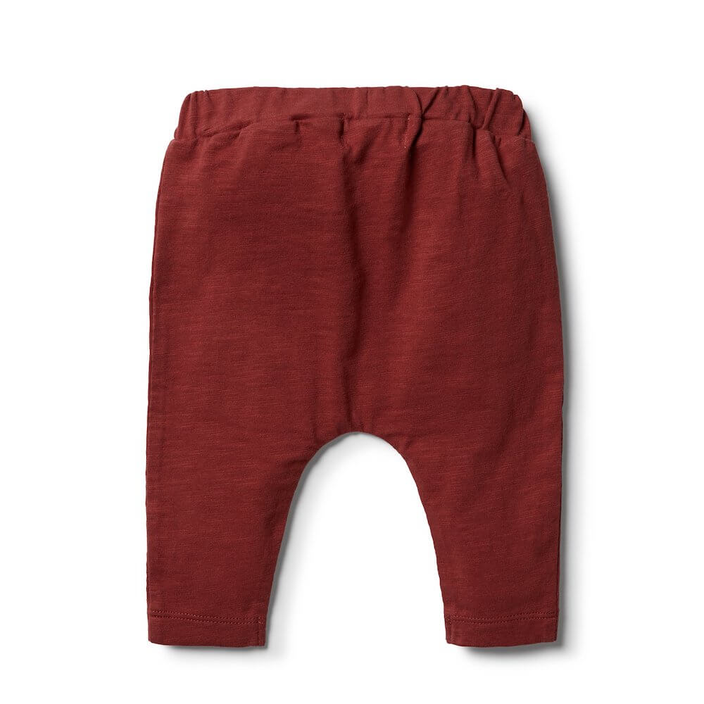 Wilson & Frenchy Chilli Slouch Pant | Tiny People