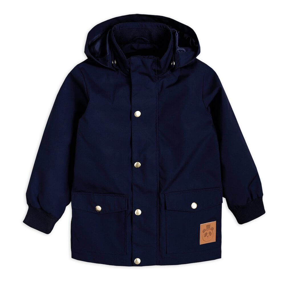 Mini Rodini Pico Jacket (Navy) | Tiny People
