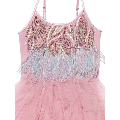 Birds Of Paradise Tutu Dress