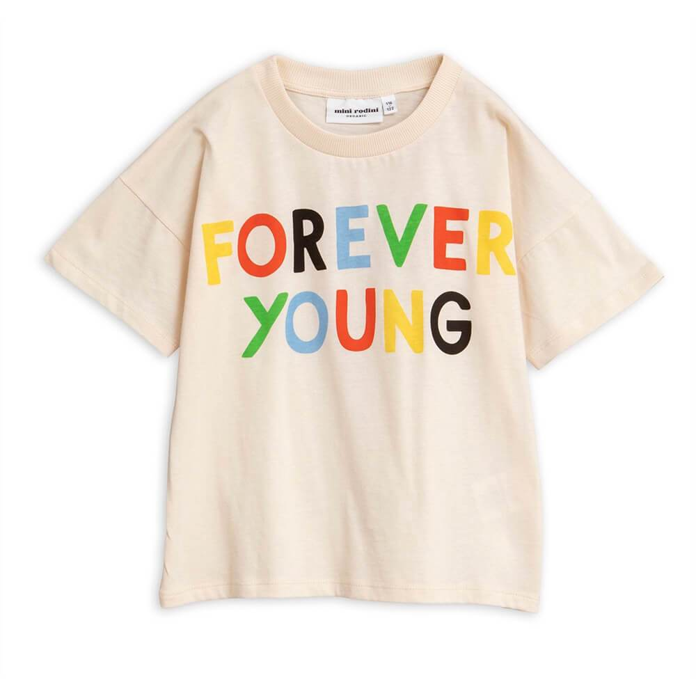 Forever Young SP Tee Off-White