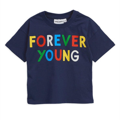 Forever Young SP Tee Navy