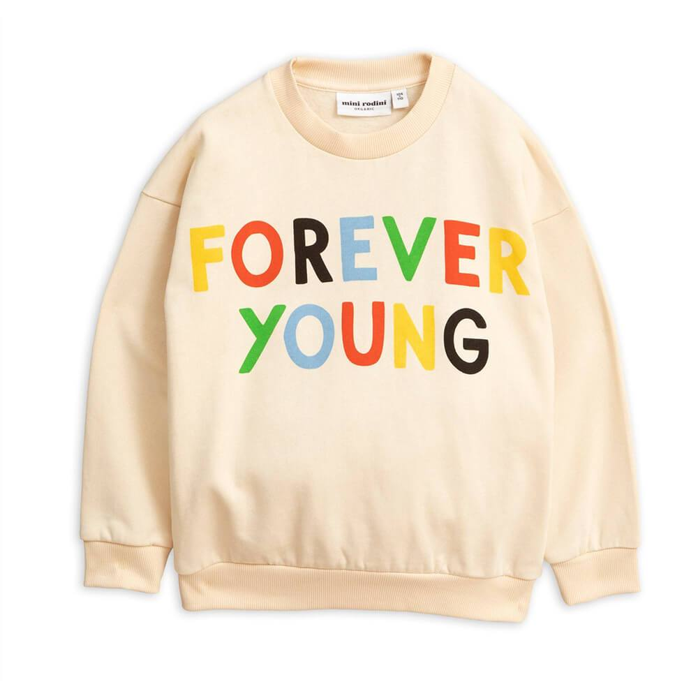Forever Young Sweatshirt Off-White