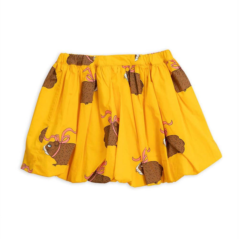 Mini Rodini Posh Guinea Pig Woven Balloon Skirt Skirts - Tiny People Cool Kids Clothes