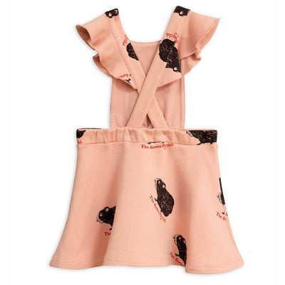 Mini Rodini Guinea Pig Dress Pink Dresses - Tiny People Cool Kids Clothes
