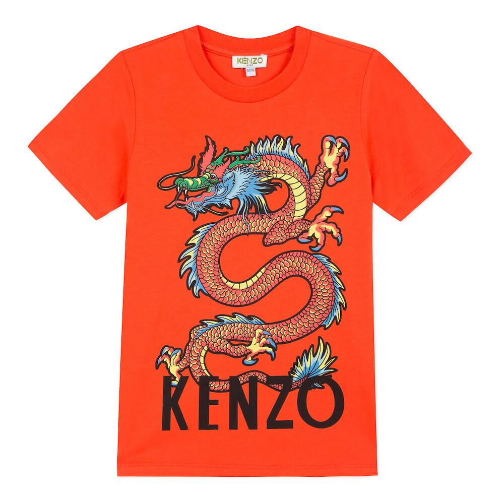 Japanese Dragon SS Tee