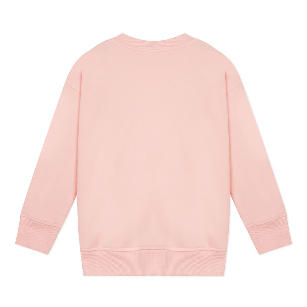 Kenzo Crazy Jungle Pink Sweatshirt Jumper - Tiny People Cool Kids Clothes