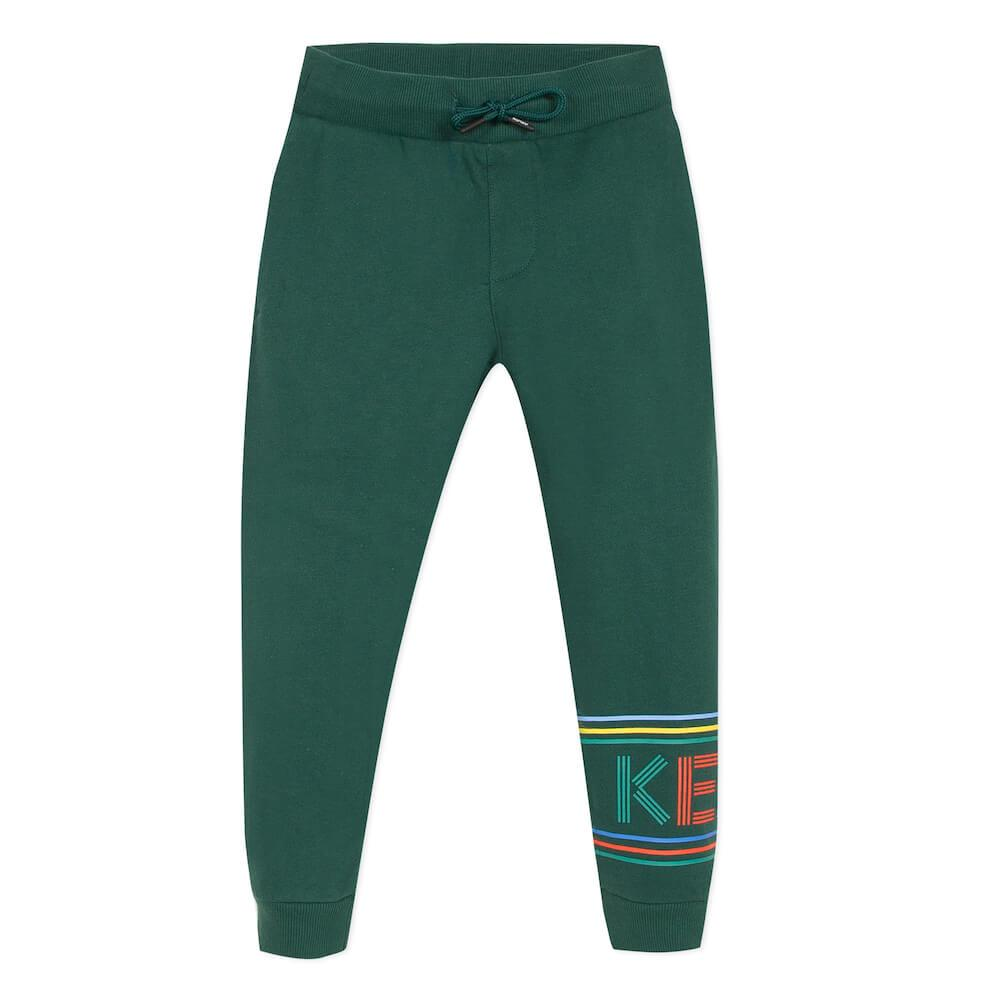 Kenzo Kenzo Logo Sweatpants Pants - Tiny People Cool Kids Clothes