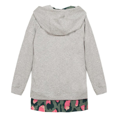 Kenzo Crazy Jungle Dress/Hoodie Ensemble Dresses - Tiny People Cool Kids Clothes