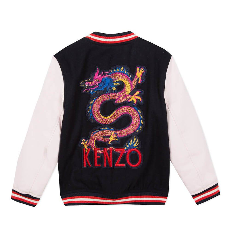 Japanese Dragon Teddy Jacket