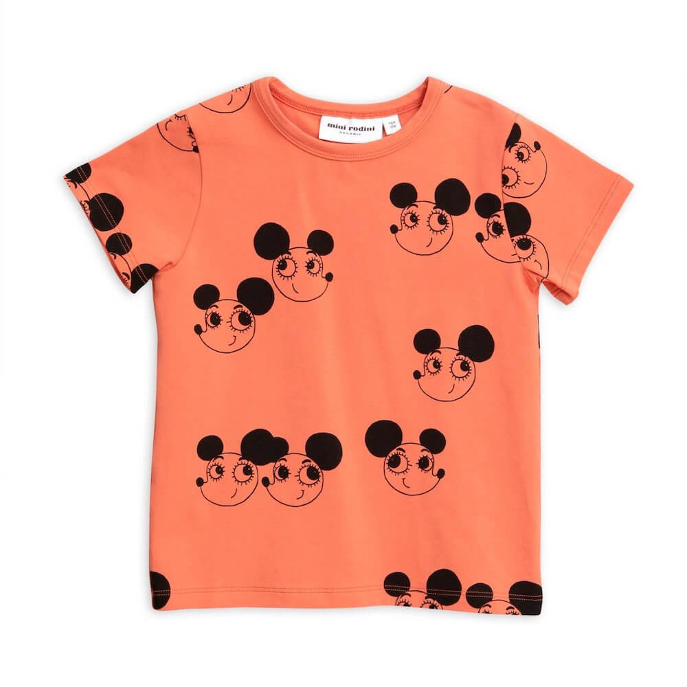 Mini Rodini Ritzratz SS Tee | Tiny People