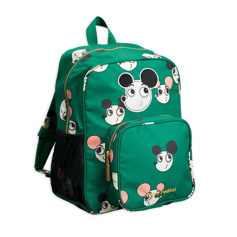 Mini Rodini Ritzratz School Bag | Tiny People